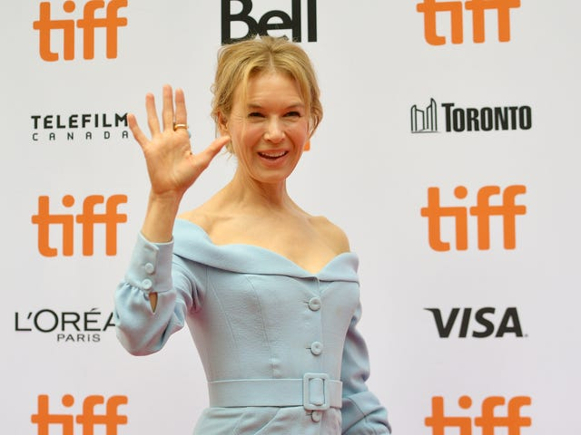 Renée Zellweger Once Overheard Some Jerks on the London Tube Talking Shit About Her Face