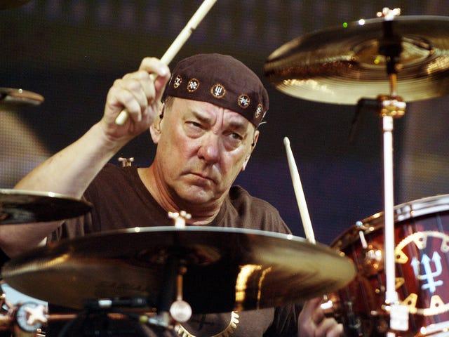 Najlepsi perkusiści na świecie składają dziś hołd Neilowi Peartowi