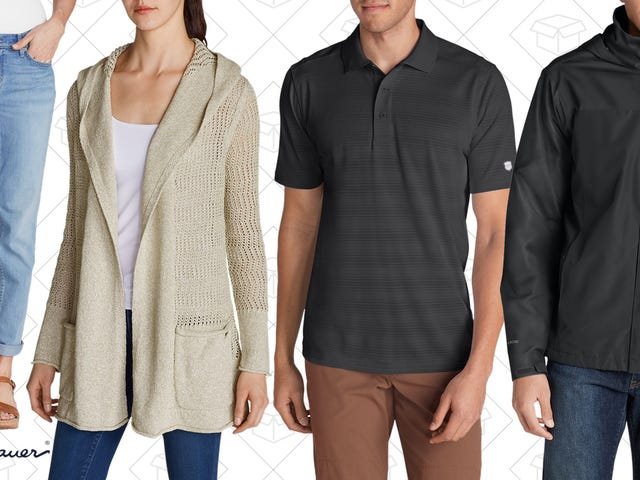 Getting Outside Just Got Easier with Double Discounts at Eddie Bauer
