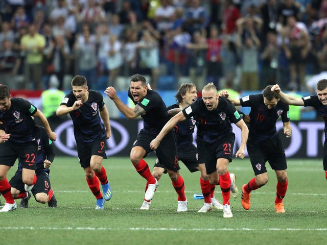 Croatia Narrowly Avoid Fraud List After Surprisingly Thrilling Penalty Shootout Victory