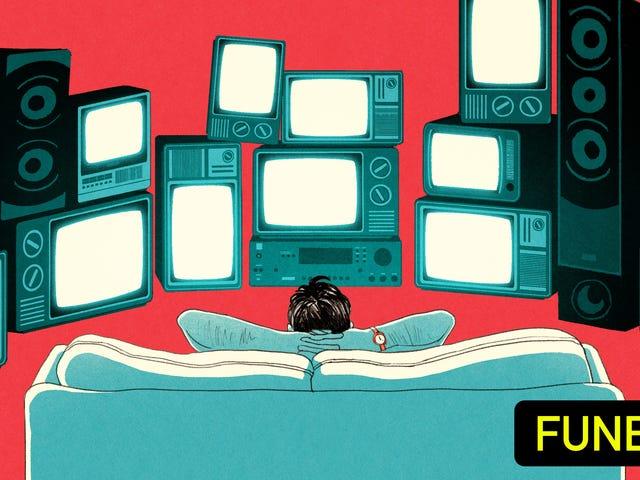 Skal et TV-rom egentlig ha mer enn en TV?