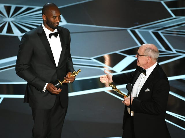 Kobe Bryant's Oscar Win Reminds Us That Time Is Not Up For Everyone