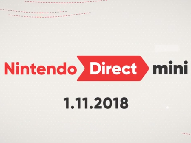 Surprise: There's A New Nintendo Direct This Morning
