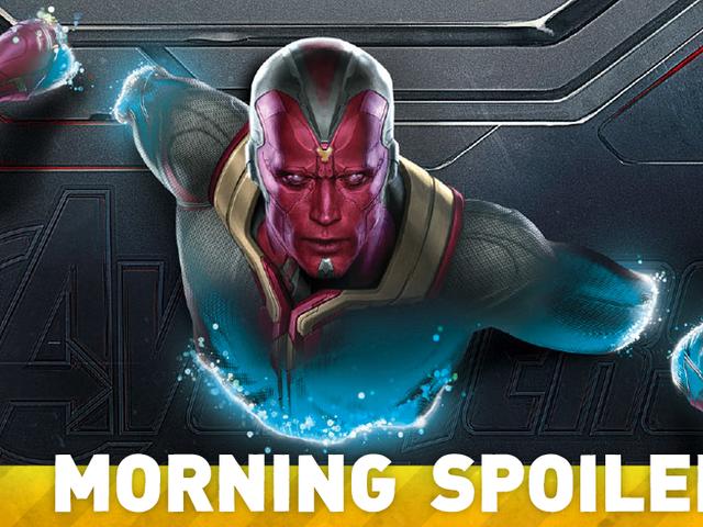 Mitä Marvel on suunnitellut näkemystä yli <i>Age Of Ultron</i> ?