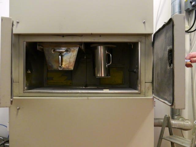 Lapeligrosaradiaciónencontradaen un crematorio conduce hasta el cuerpo humano de un pacienteconcáncer