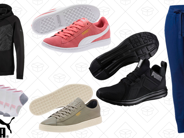 PUMA's Private Sale Is Up to 75% Off Over 1,000 Styles
