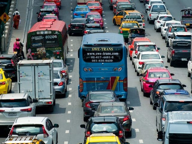 How to Avoid July 4th Traffic