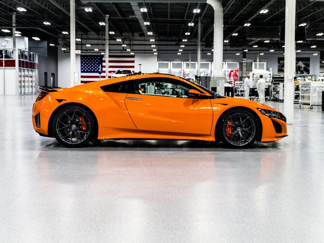 Inside the Only Supercar Factory In America