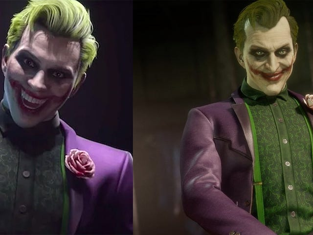 Mortal Kombat 11's Joker Gets A Much-Needed Makeover