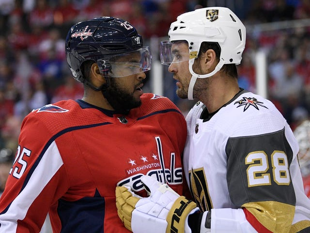 Do The Capitals Or Golden Knights Have Any Chance Of Doing It Again?