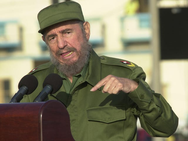 The Love Affair Between Fidel Castro and You Is a Lie