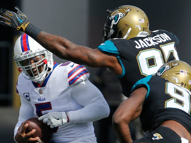 Bills, NFL Fans Lose Battle Of Offensive Incompetence