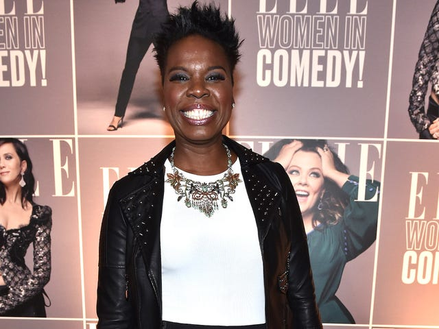 Leslie Jones Will Be Excited About the 2016 Olympics Until At Least December