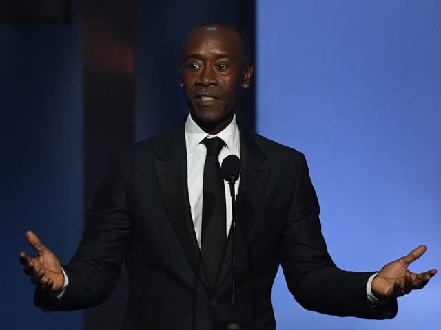 Showtime orders a Wall Street collapse comedy from Don Cheadle and Happy Endings' David Caspe