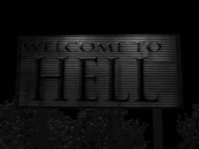 This Silent Hill-Inspired Game Sent Me To Hell