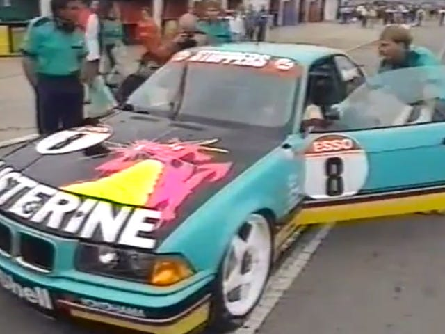The 1990s BMW Touring Car Team That Got Busted Smuggling Cocaine