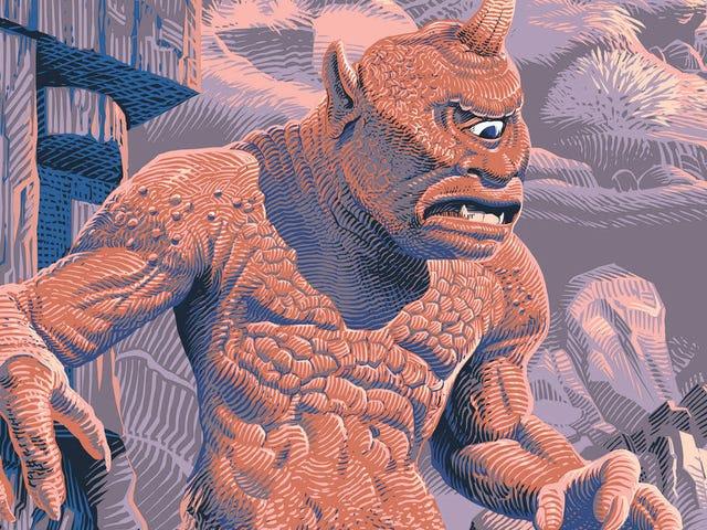 Celebrate Ray Harryhausen's 100th Birthday With This Amazing 7th Voyage of Sinbad Merch