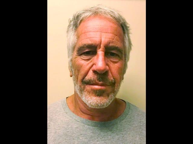 La vie fera une série survivante de Jeffrey Epstein