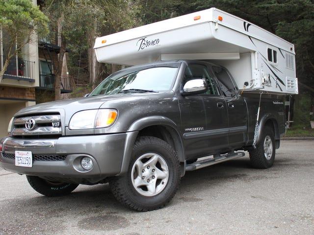 Camping conversion