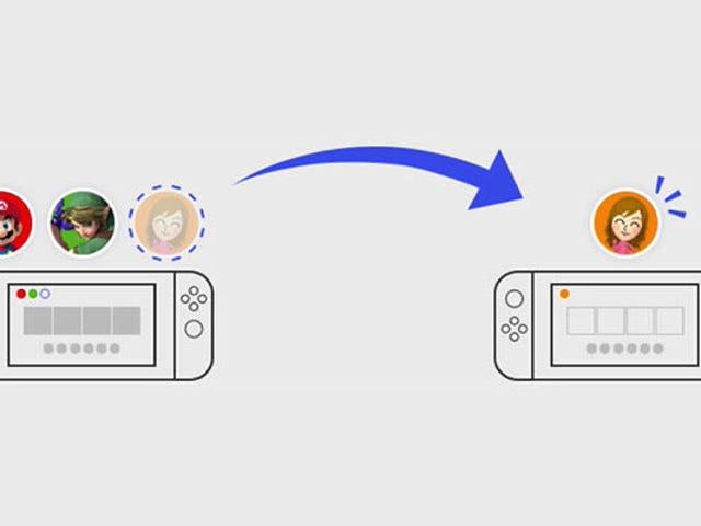 La última actualización de Nintendo Switch permite grabar la pantalla y exportar partidas guardadas