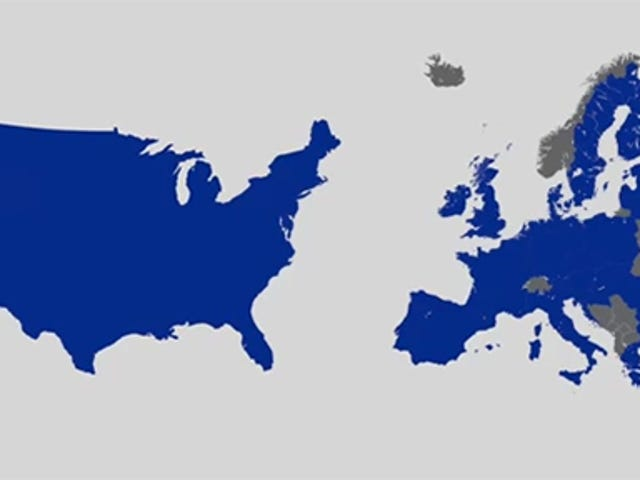 Why Is the United States Considered a Country But the European Union Isn't?