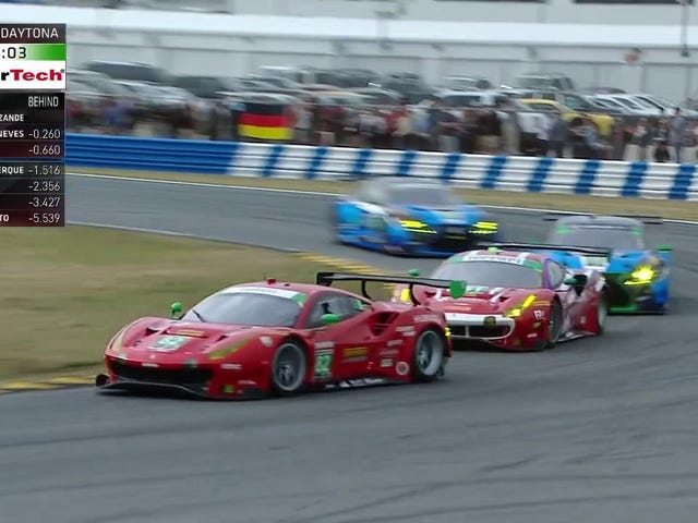 IWTSC Rolex 24 Race Replays Are Live!