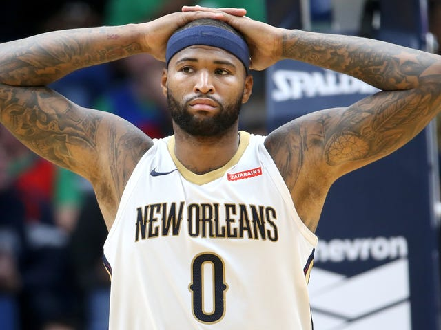 DeMarcus Cousins Says He Had No Other Offers