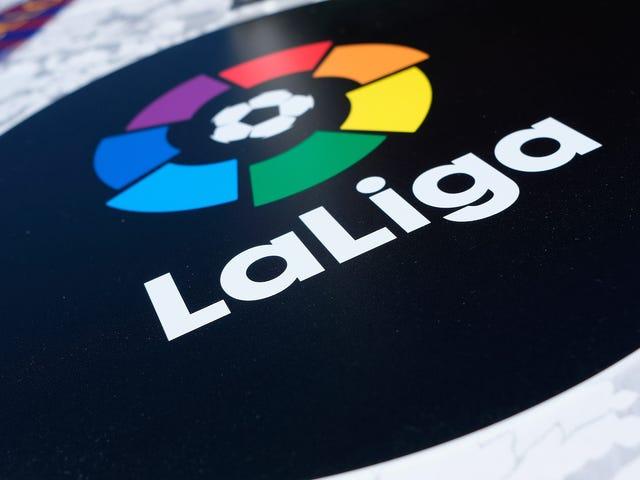 Voi hienoa, La Liga yrittää tuoda säännöllisen kauden pelin uudelleen Miamiin
