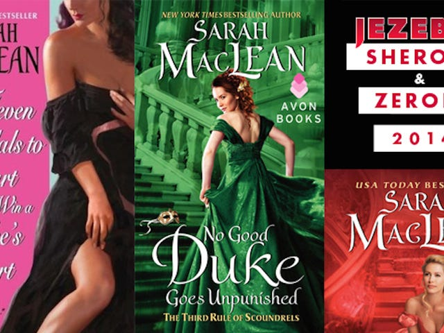 Sarah MacLean, the Romance Writer Who Will Surprise You Every Time