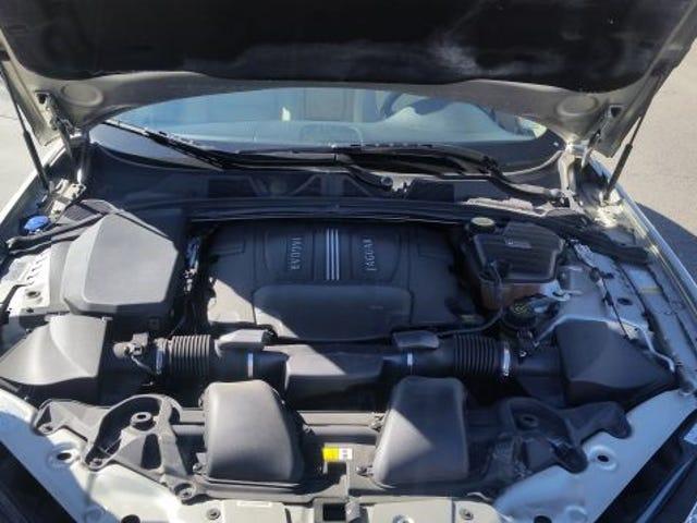 The Secret Fuel Efficiency of a 5.0 Jaguar XF