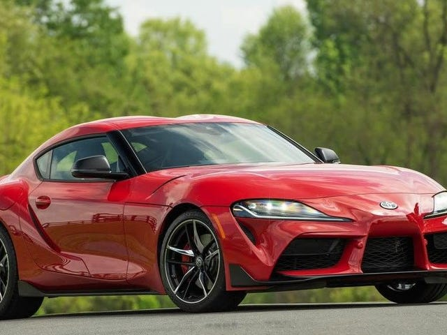 The Toyota Supra Is Going To Get More Variants And Extra Power