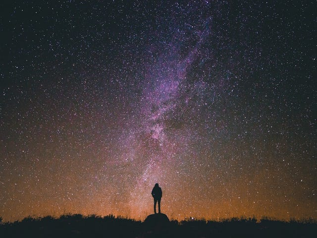Cuántas estrellas hay en el cielo y por porcia del universo representan