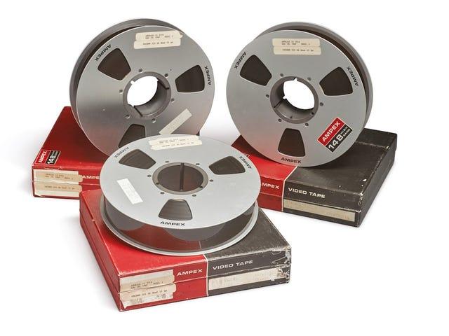 NASA myi alkuperäisen Moon Landing -videon harjoittelijalle 1970-luvulla, ja nyt se on jälleen myytävänä