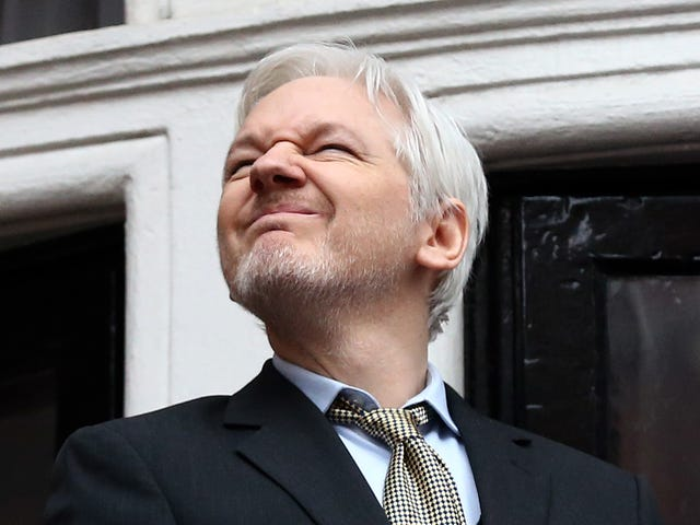 Ecuador to Julian Assange: You Can Stay in Our Embassy But for the Love of God, Stop Tweeting