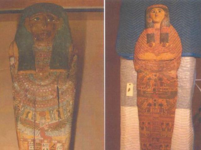 あまりにも多くの人々がエジプトの歴史を盗まれました。 これがどうやって元に戻るのか