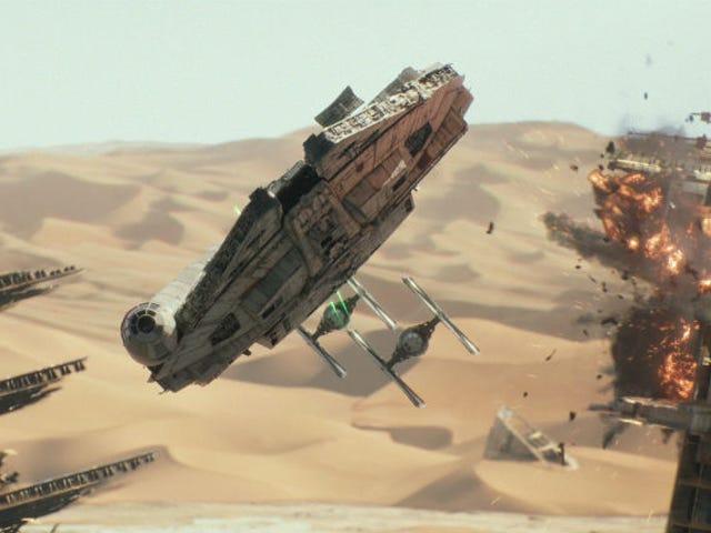 Cette super vente de sons dans <i>The Force Awakens</i> est tout simplement excellente