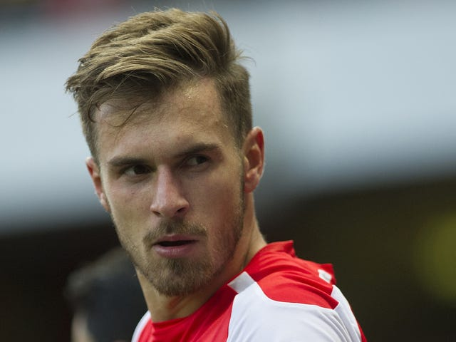 Aaron Ramsey Can't Stop Killing Famous People