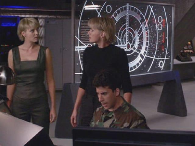 スターゲイト:SG-1リウォッチ - シーズン8、第11話<i>Gemini</i>と第12話<i>Prometheus Unbound</i>