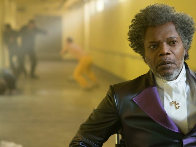 "Samuel L. Jackson would like to remind you that there's more to movies than ""this Avengers and Marvel shit"""
