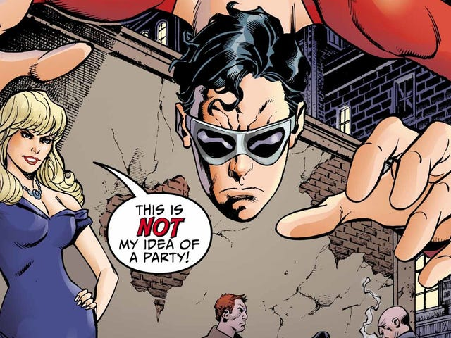 Plastic Man stretches into a new miniseries in this exclusive preview