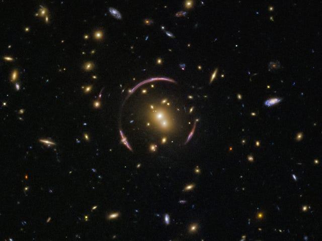 Bu Tek Görüntü Einstein'ın Dönüm Noktası Teorisini Derinden Özetliyor