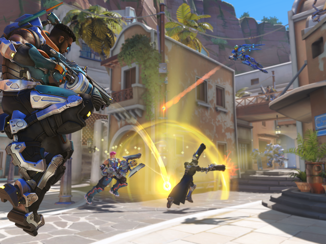 Role-Locking Is Coming To Overwatch, According To Leaked Video
