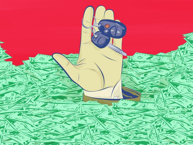 자동차 보험에 대해 더 많이 지불하는 놀라운 이유
