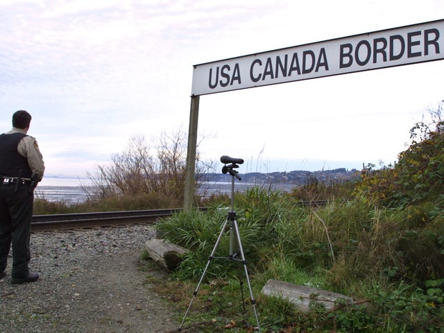A French Teenager Was Detained By ICE For Two Weeks After Accidentally Jogging Over The U.S.-Canada Border