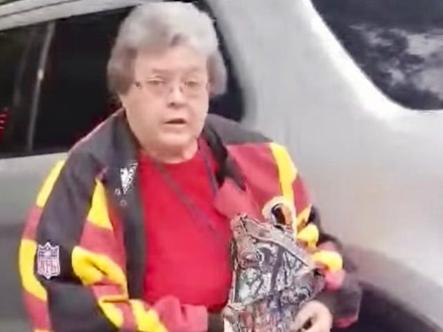 Maryland Teacher Admits Calling Black Man the N-Word Because She Didn't Like How He Exited a Parking Space