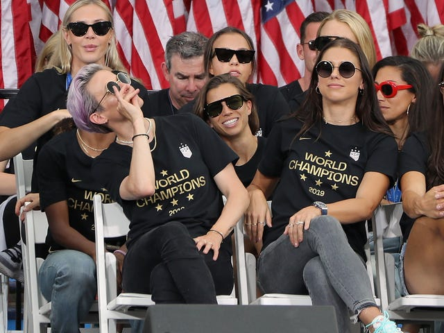 Procter & Gamble Will Donate $529K to USWNT to Help Close Pay Gap