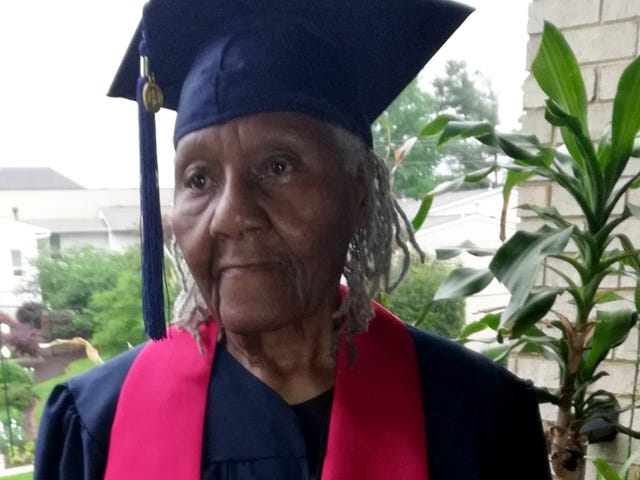 Too Late for Whom? 89-Year-Old Woman Becomes Oldest Graduate in Liberty University's Class of 2018