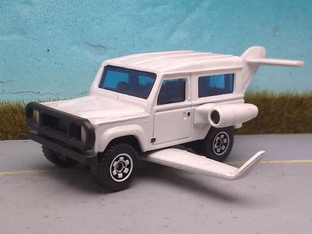 The 1985 Air Rover 90