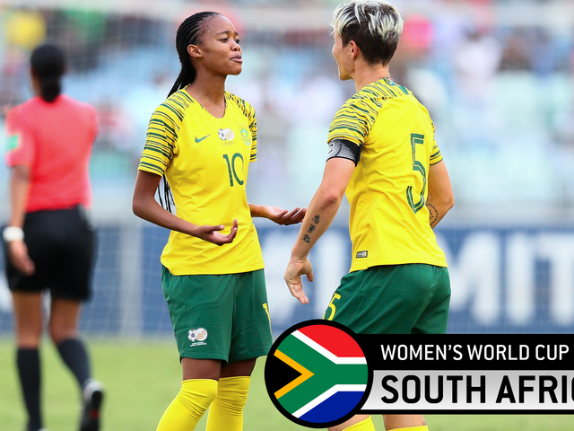 South Africa's World Cup Debutantes Are Already Legends