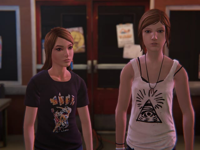 Life is Strange: Before The Storm Ep. Two Captures The Recklessness of Teenage Crushes